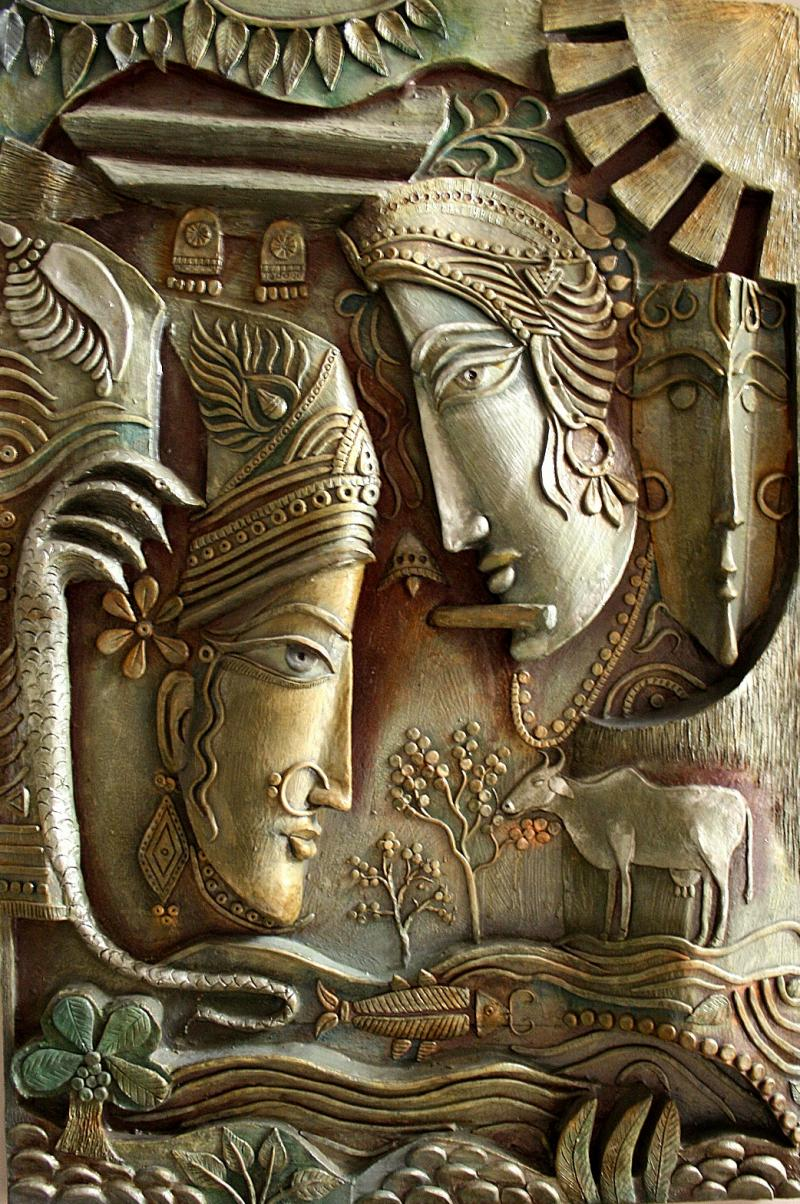 Modern mural wall art images home wall decoration ideas radha krishna wall murals images home wall decoration ideas saritas radha krishna murals paintings 4x3 radha amipublicfo Choice Image
